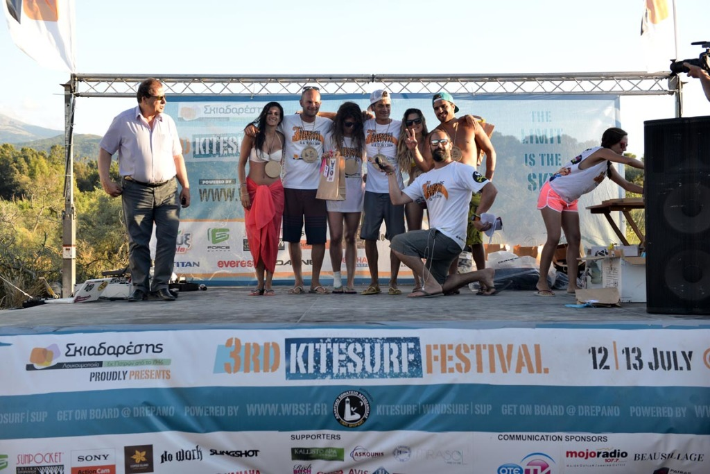 Photos From the 3rd Kitesurf Festival 2014